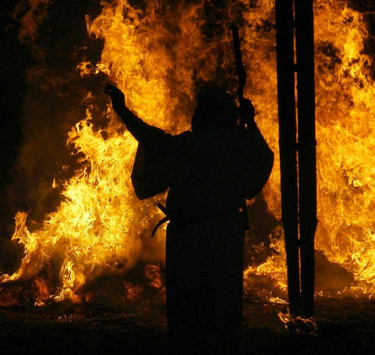 origenes paganos de la noche de San Juan