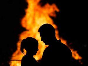 Ritual de San Juan para recuperar a la pareja